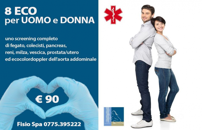 FISIOSPA: SCREENING E DIAGNOSTICA PRECOCE