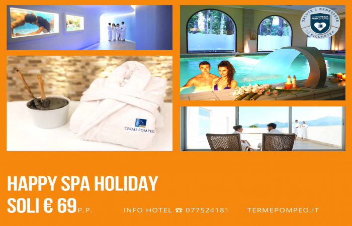 HAPPY SPA HOLIDAY