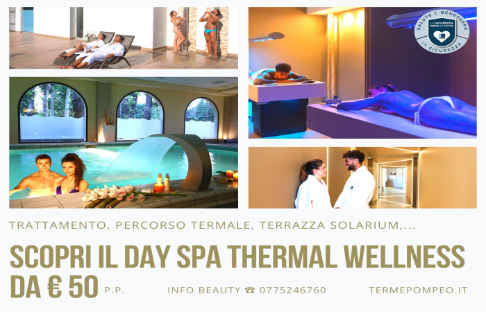 Day Spa Thermal Wellness