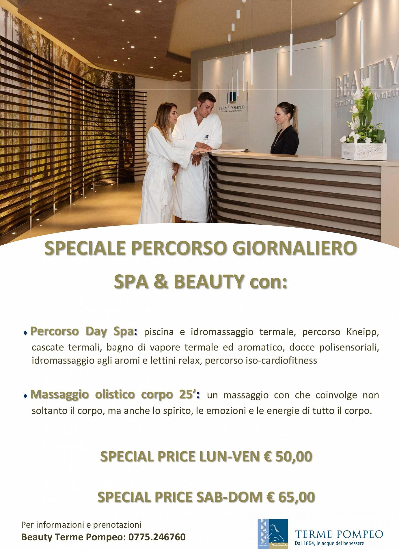 Percorso Day Spa Beauty