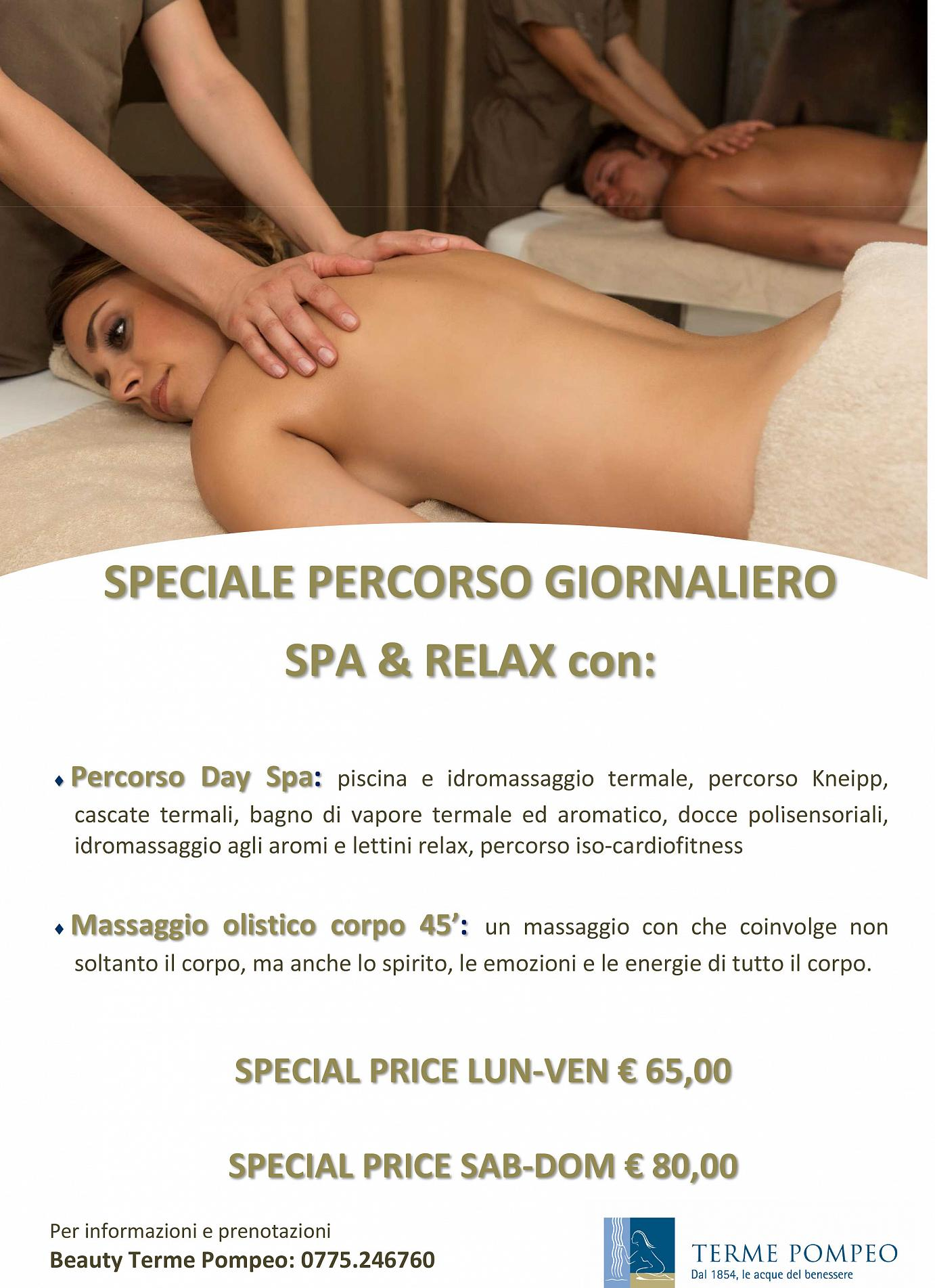 Percorso Day Spa Relax